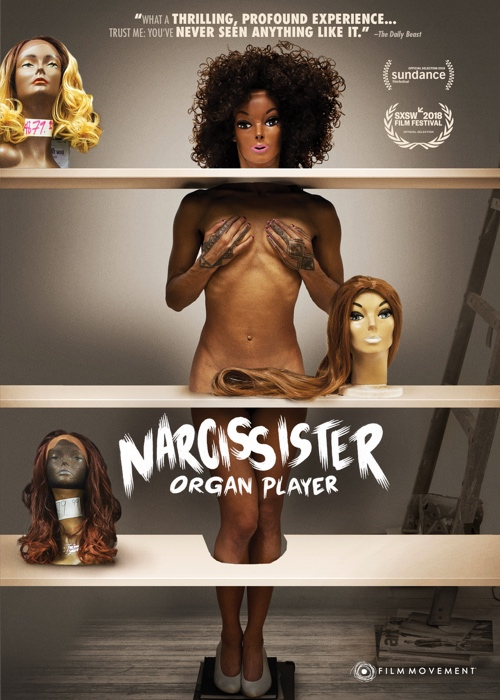 Narcissister Organ Player